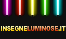 Insegne Luminose a Liguria by InsegneLuminose.it